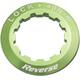 Reverse Låsring Kassette Kassett grön